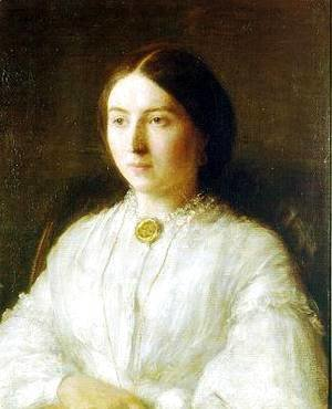 Ignace Henri Jean Fantin-Latour - Ritratto di Ruth Edwards (Portrait of Ruth Edwards)