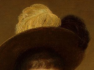 Portrait of Sonia [detail: 4]