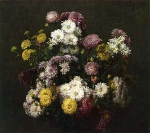 Flowers, Chrysanthemums